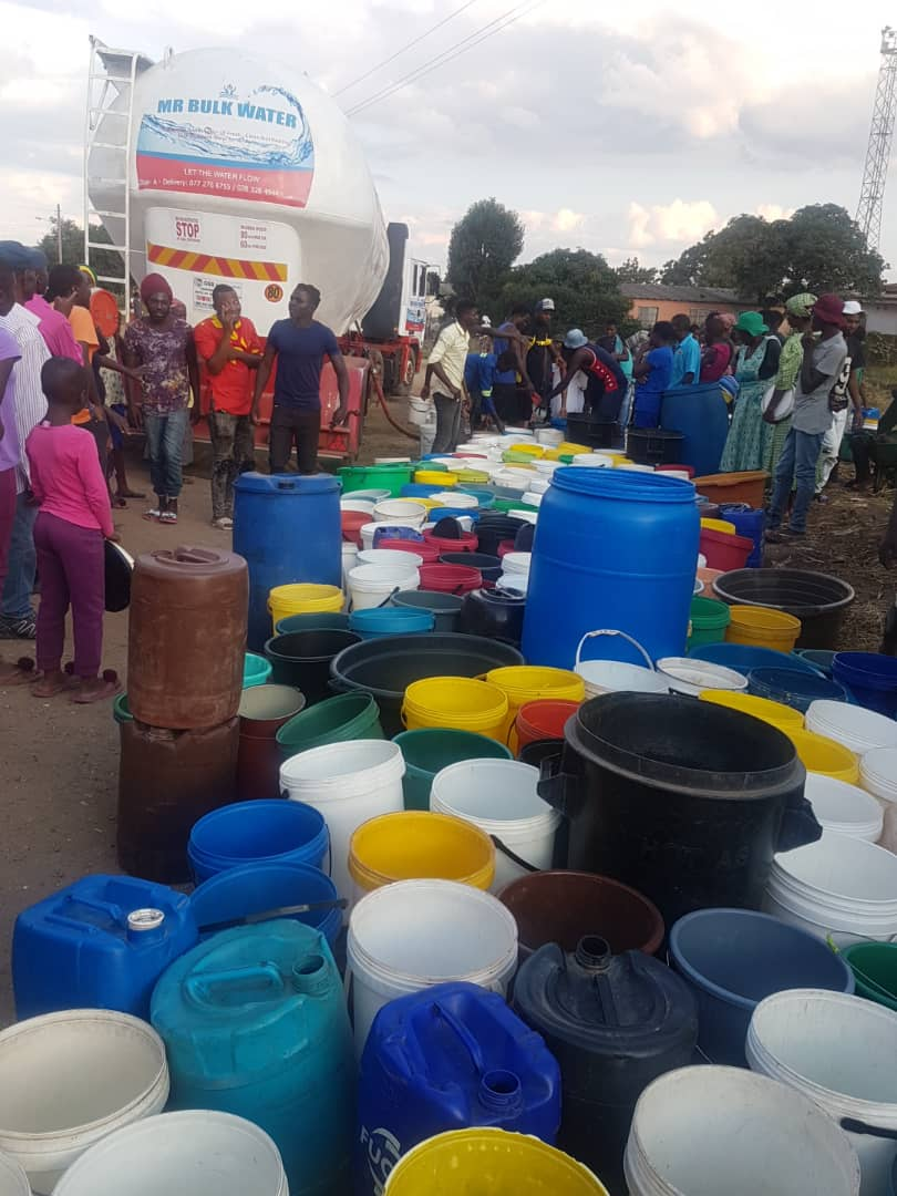 Photo of Stanlin Mau Mau's Mr Bulk Water comes to the rescue of thousands of residents