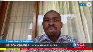 Photo of Zanu PF recalling MDC Alliance MPs: Chamisa