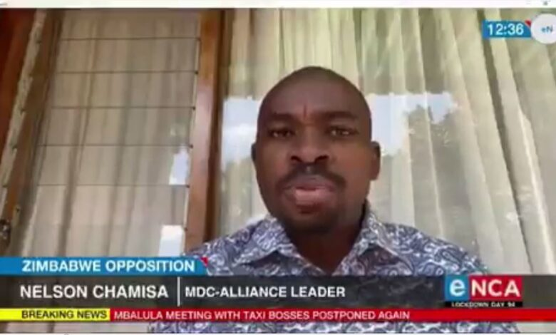 Photo of Zanu PF recalling MDC Alliance MPs: Chamisa