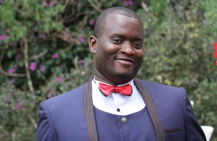 Photo of Pastor Tinashe Murigo, gifted to sing for God