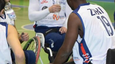 Photo of Zim  wheelchair basketball fans laud UK move
